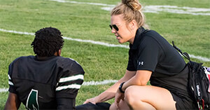 Athletic Training Month video